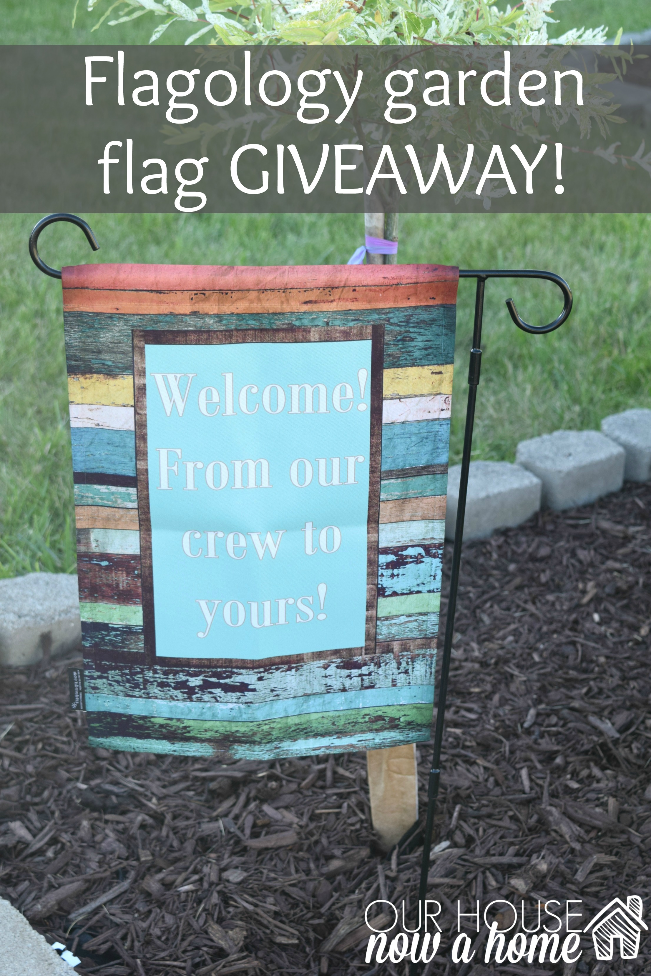 house and garden giveaway