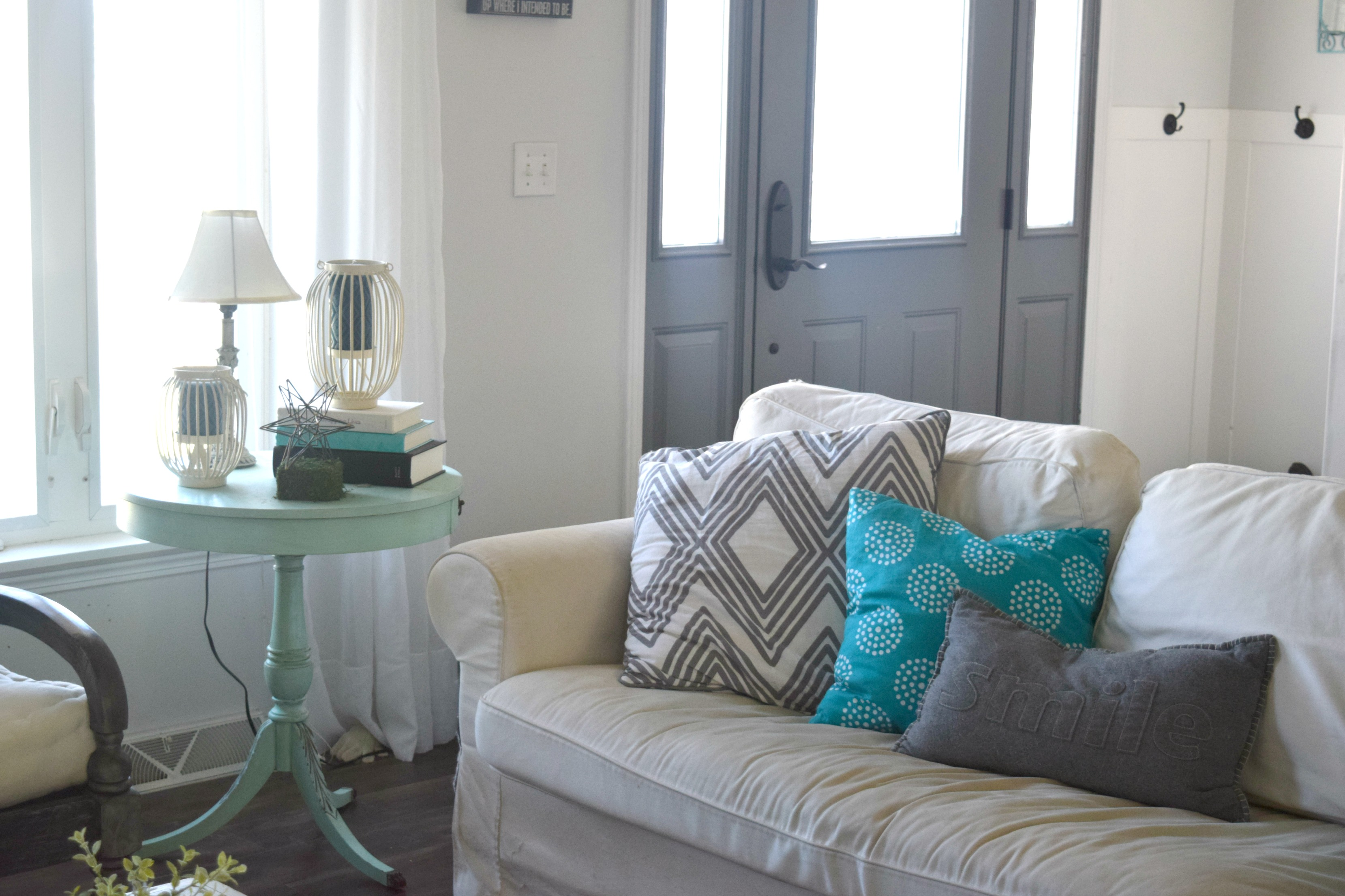 Summer Home Tour A Coastal And Rustic Bold Mix Our