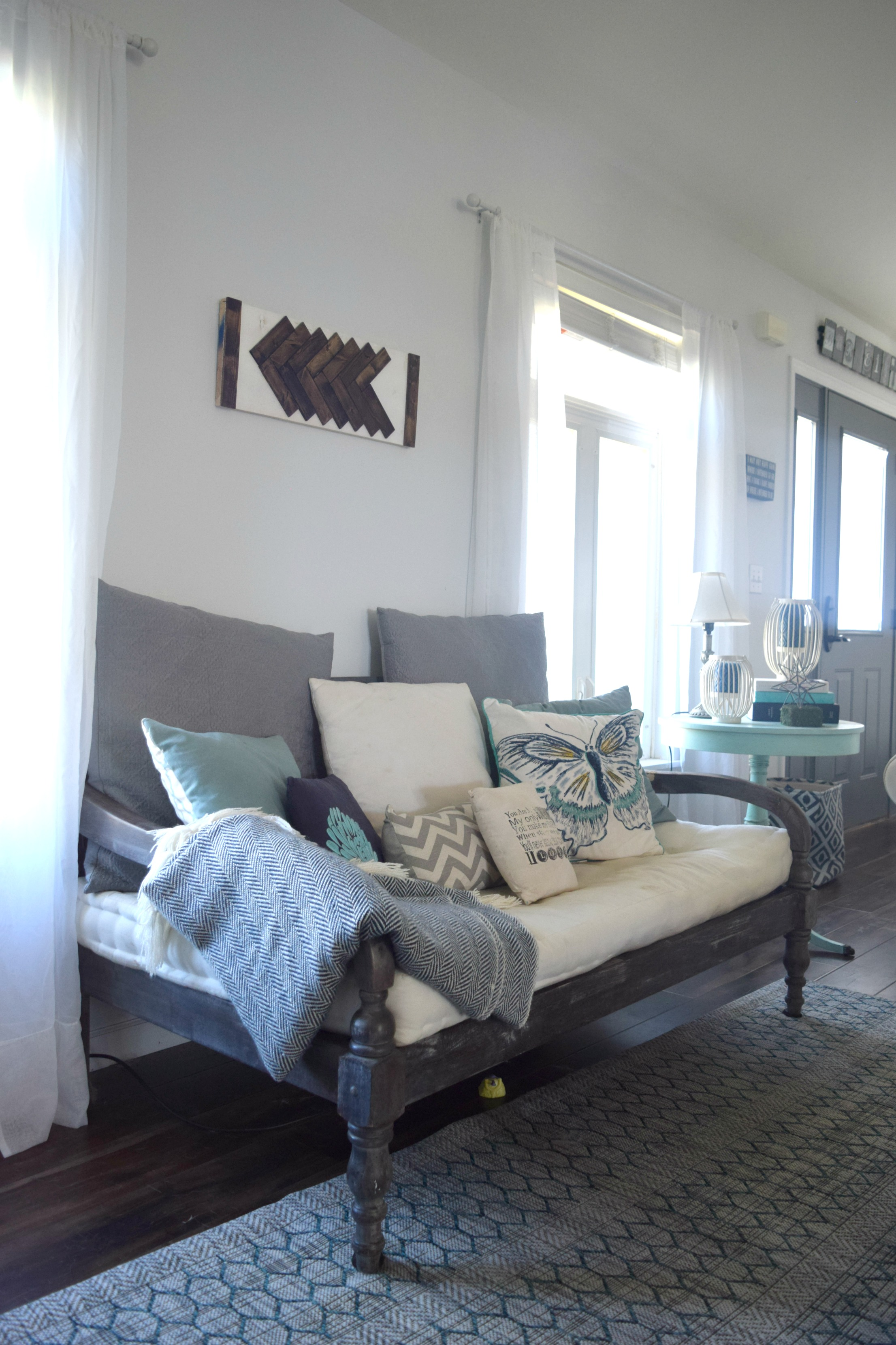 Teal home decor ideas our house now a home for Teal home decor