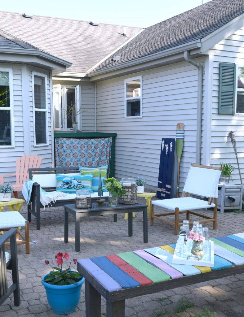 coastal patio ideas