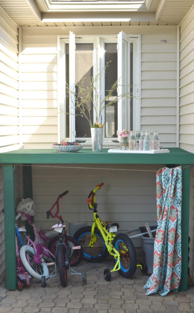 kids toy outdoor storage