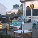"""Light up the Night"" – outdoor living in the sparkle of night"