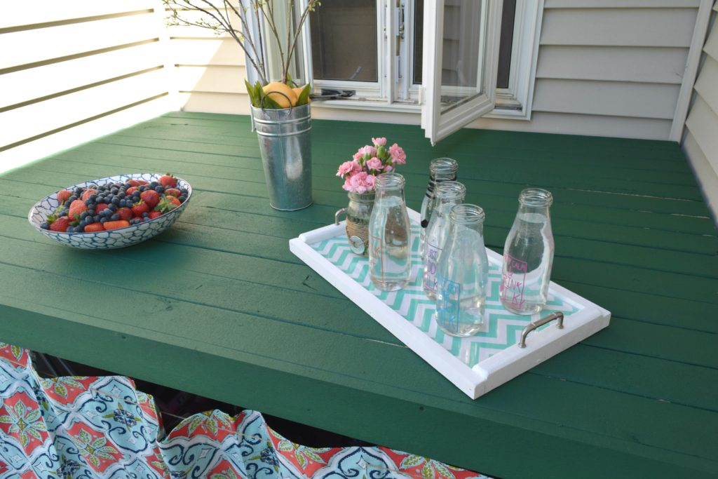 summer entertaining ideas