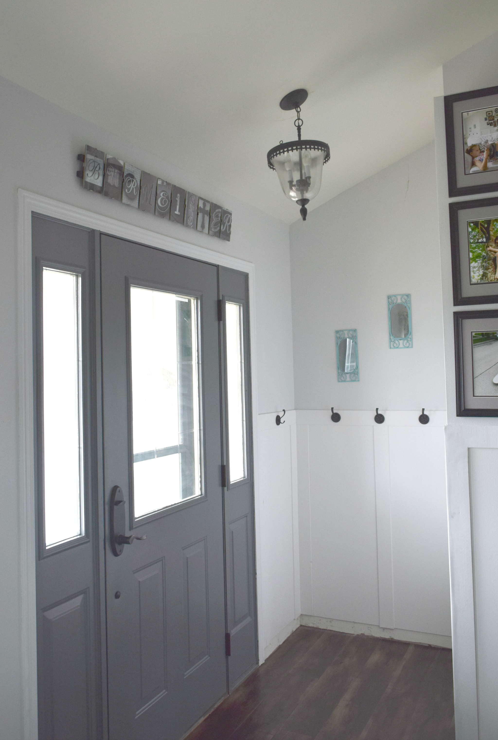 Home Without A Foyer : How to create a designated entryway in your home our
