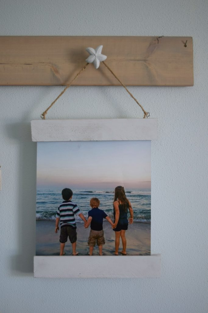 interchanging picture frame