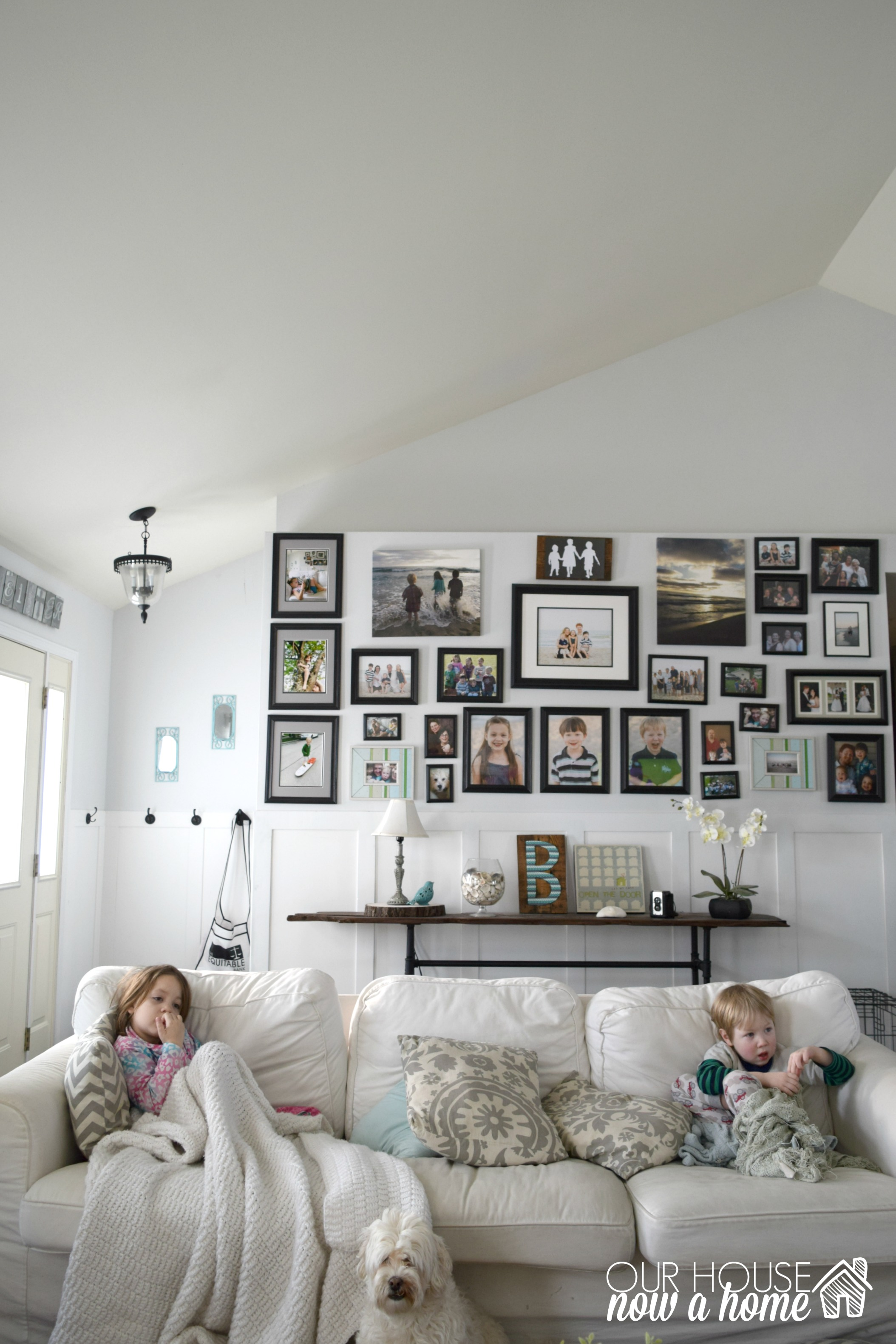 How To Create A Designated Entryway In Your Home Our House Now A Home