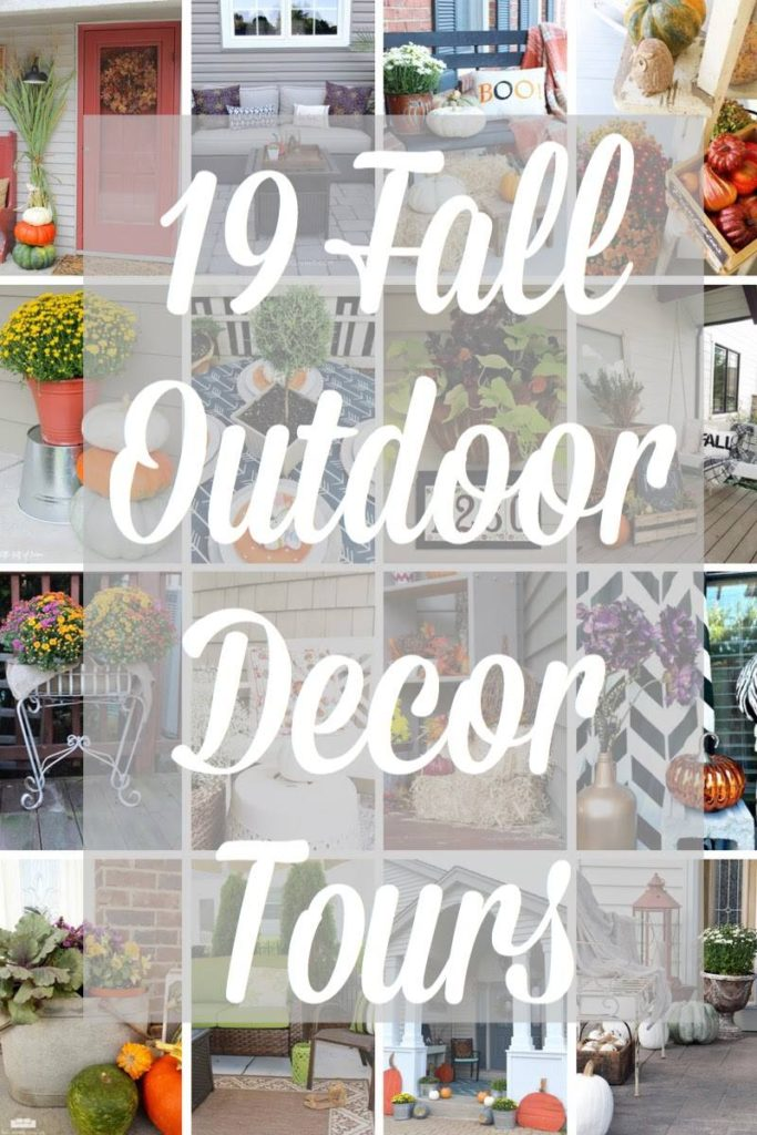 19 fall front porch ideas