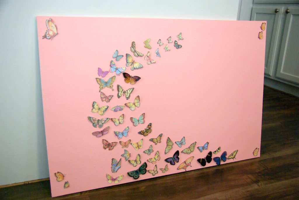 diy-girl-bedroom-wall-art