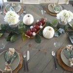 Fall table ideas: for kids and adults with Cost Plus World Market