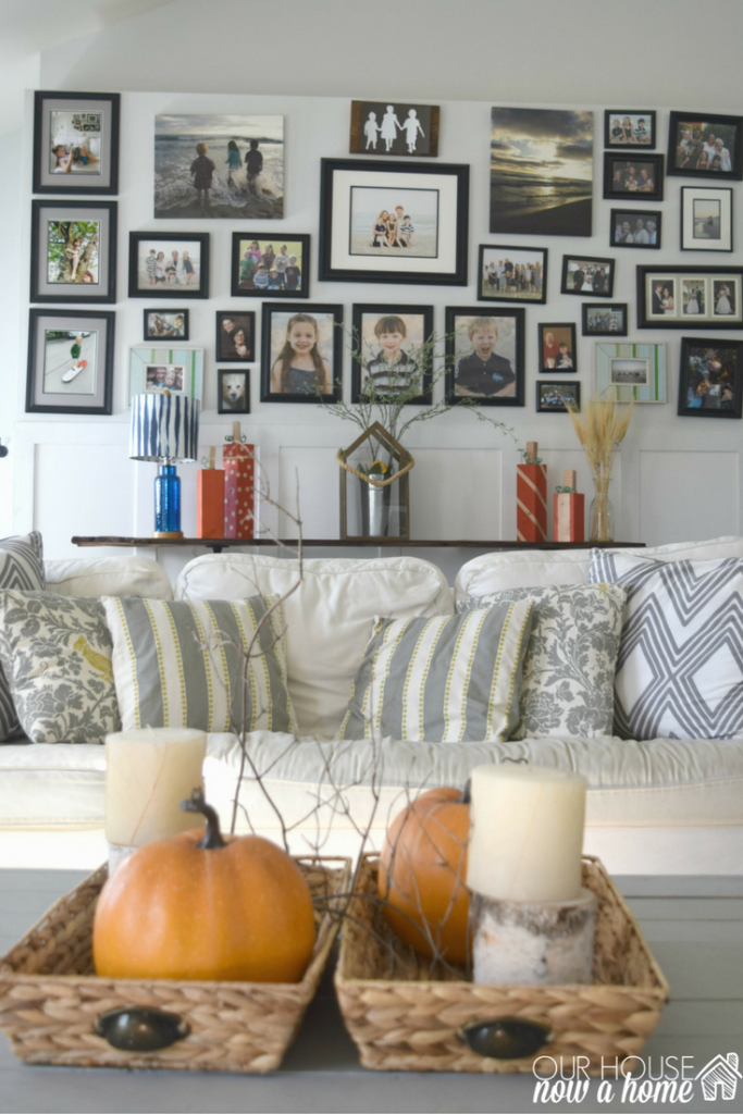 fall blogger home tour round up