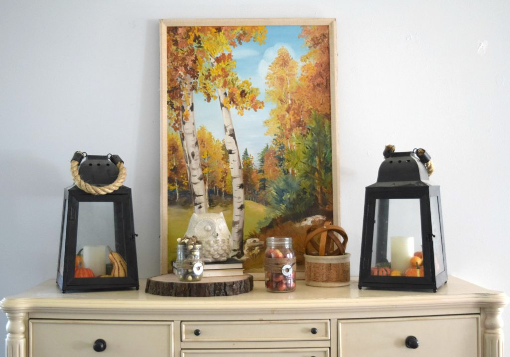 fall dining room ideas