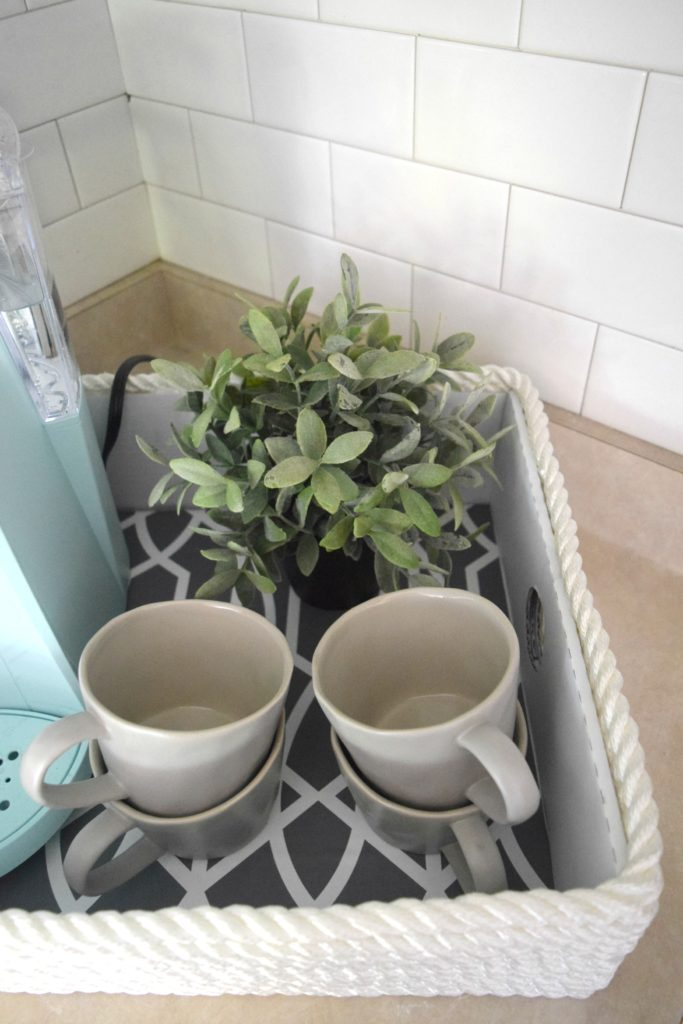 coffee mug storage ideas