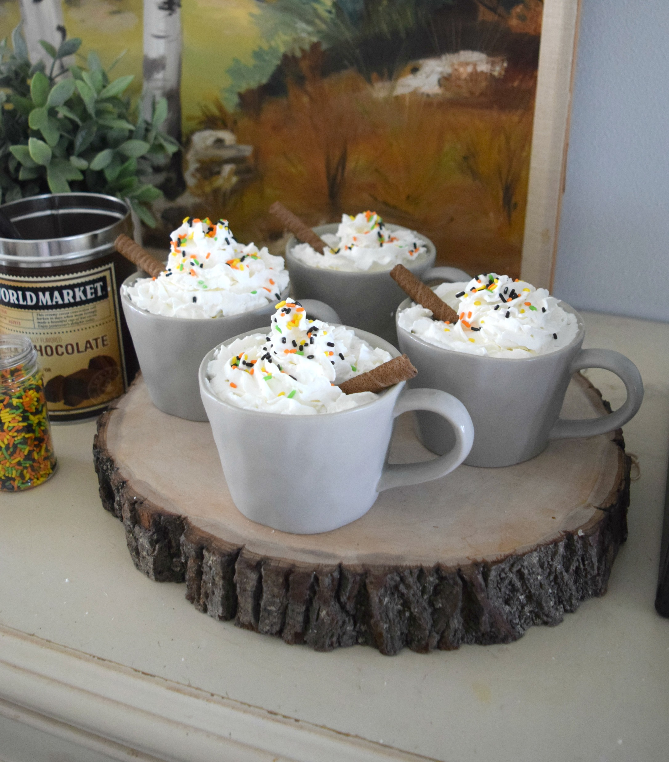 hot chocolate ideas for kids