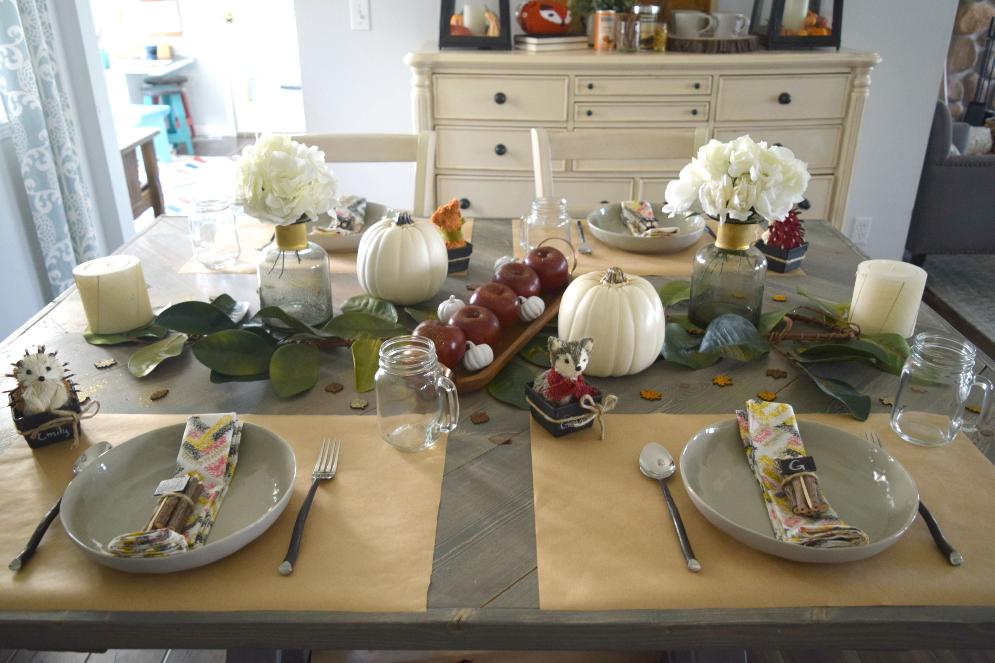 kids table ideas