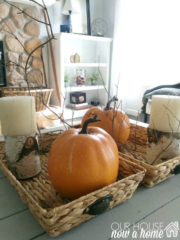 simple fall decor ideas for the home
