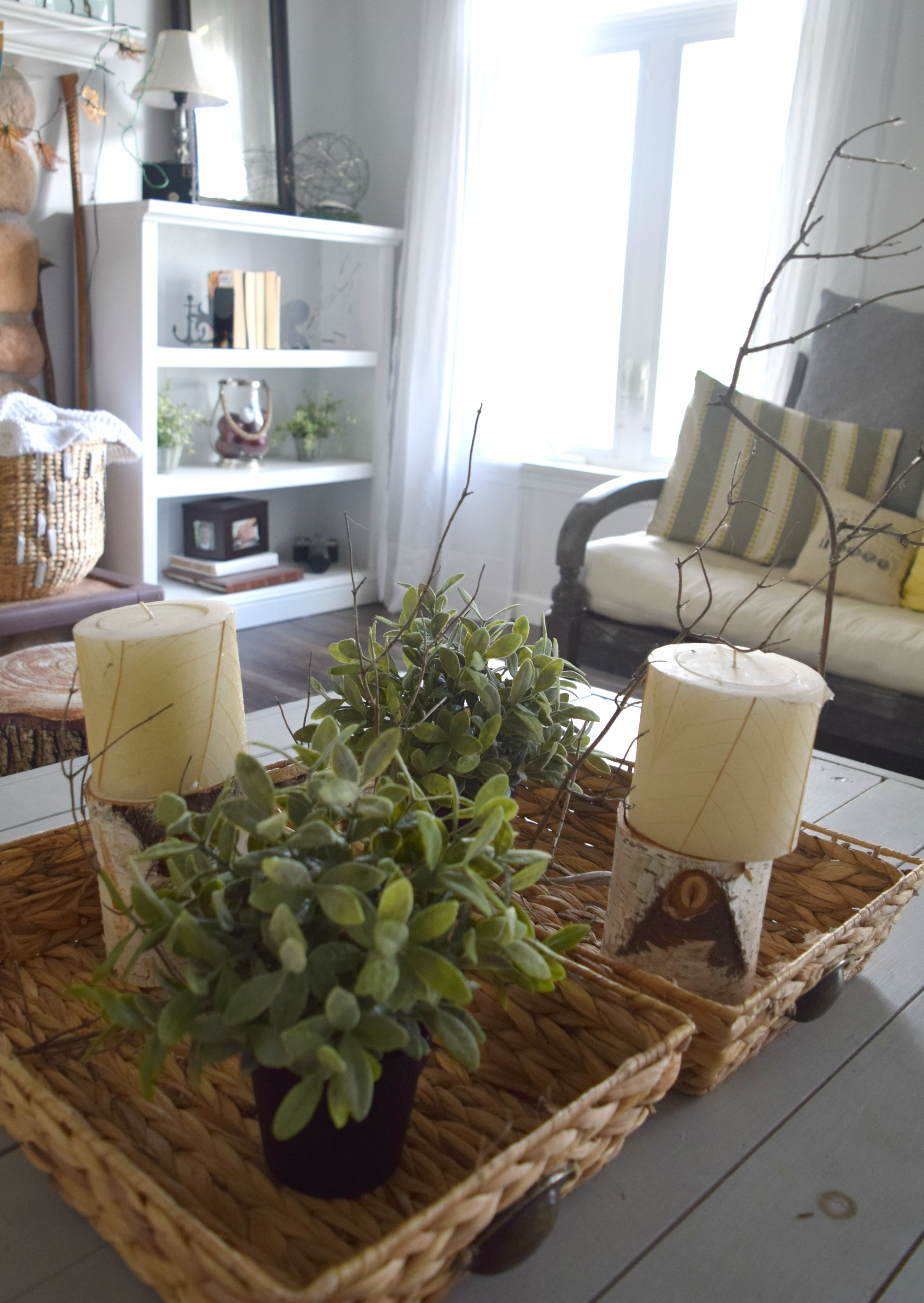 How To Decorate With Nature Inspired Elements Our House Now A Home