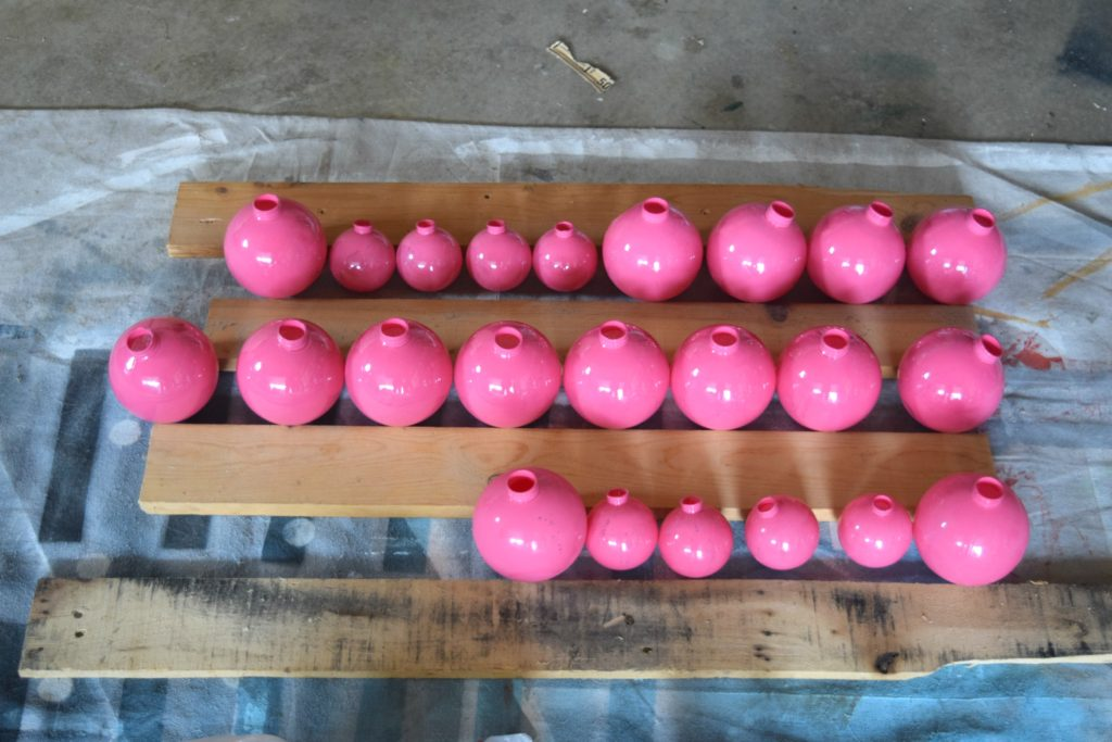 pink-painted-ornaments