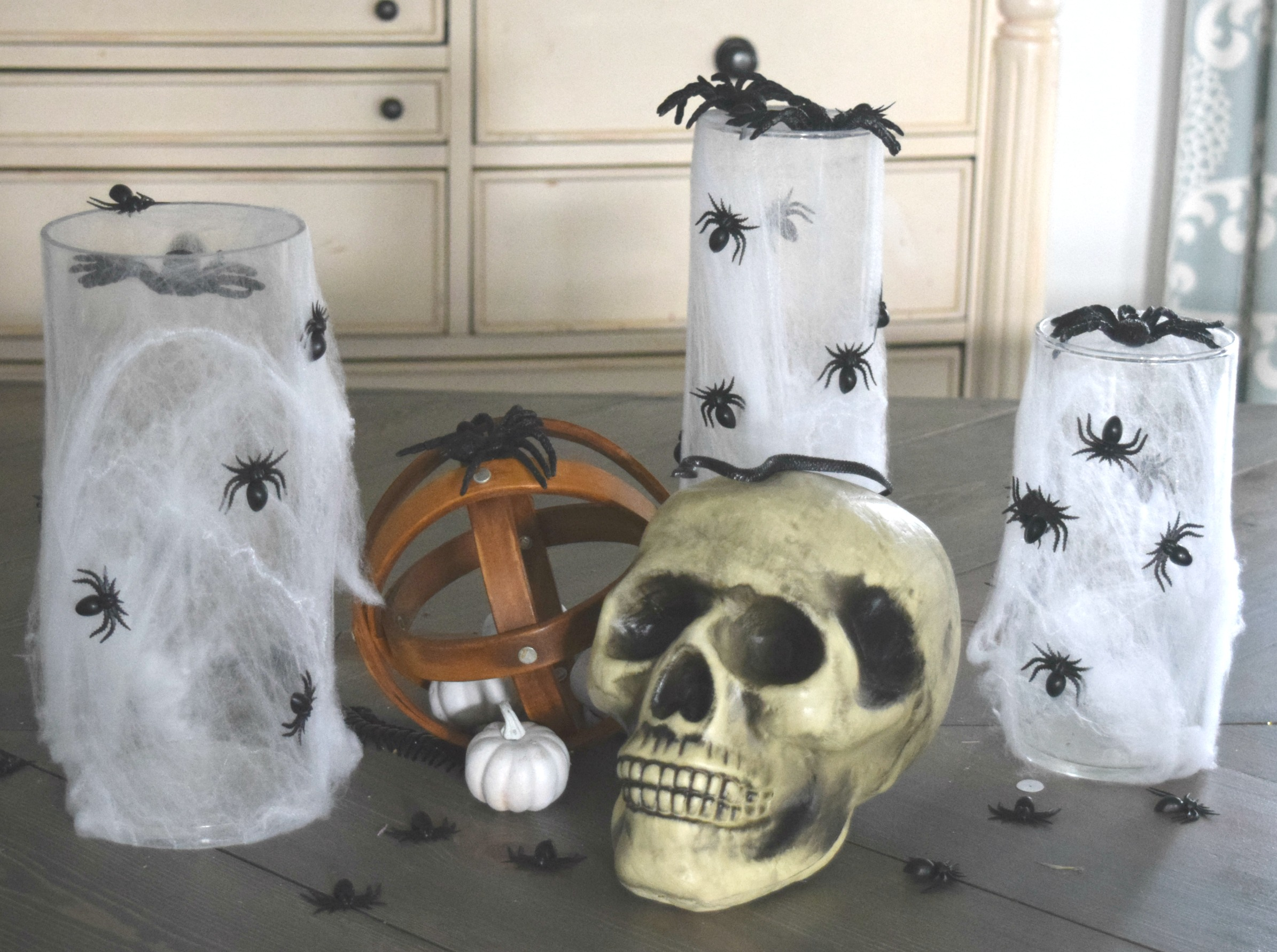 The easiest Halloween craft ever!