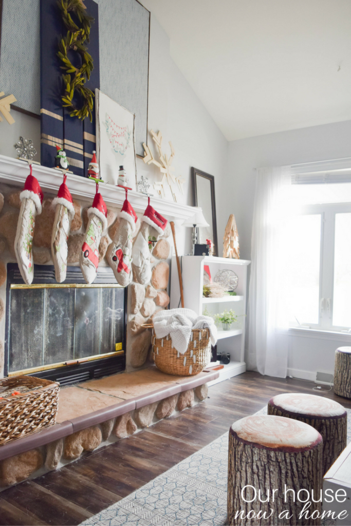 Traditional and whimsical Christmas ideas for the home