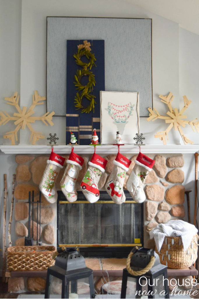 christmas-mantel-diy-ideas