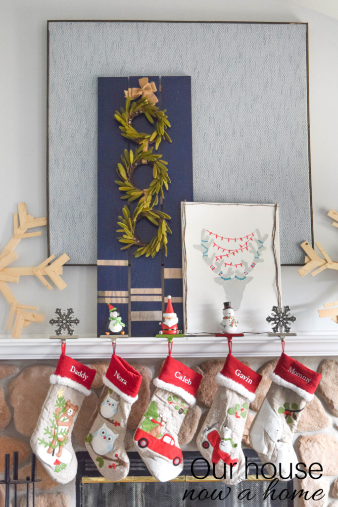 diy-fireplace-christmas-mantel-decor-ideas_
