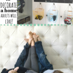 Decorating ideas for a home with kids