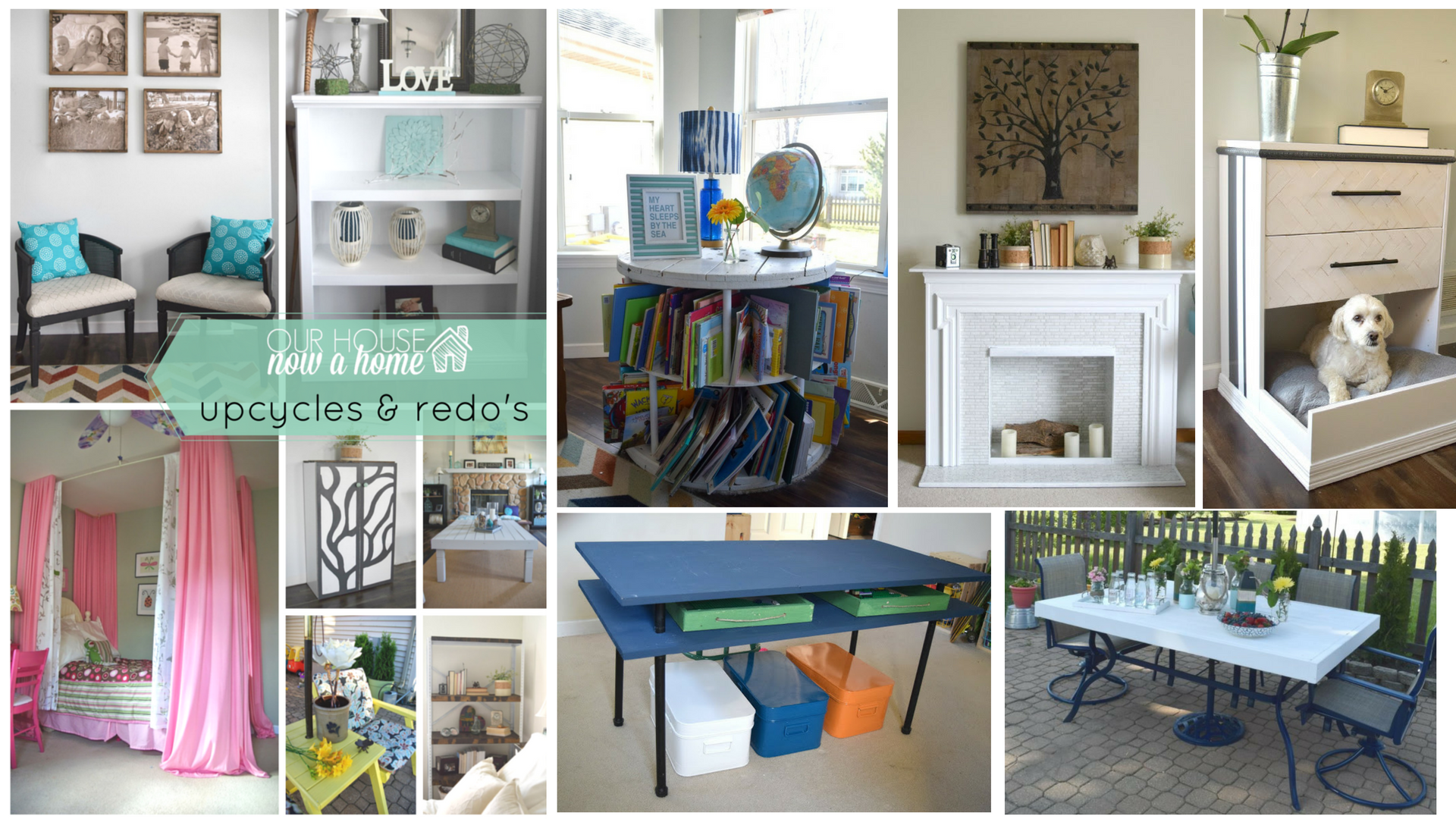 18 amazing DIY furniture transformations