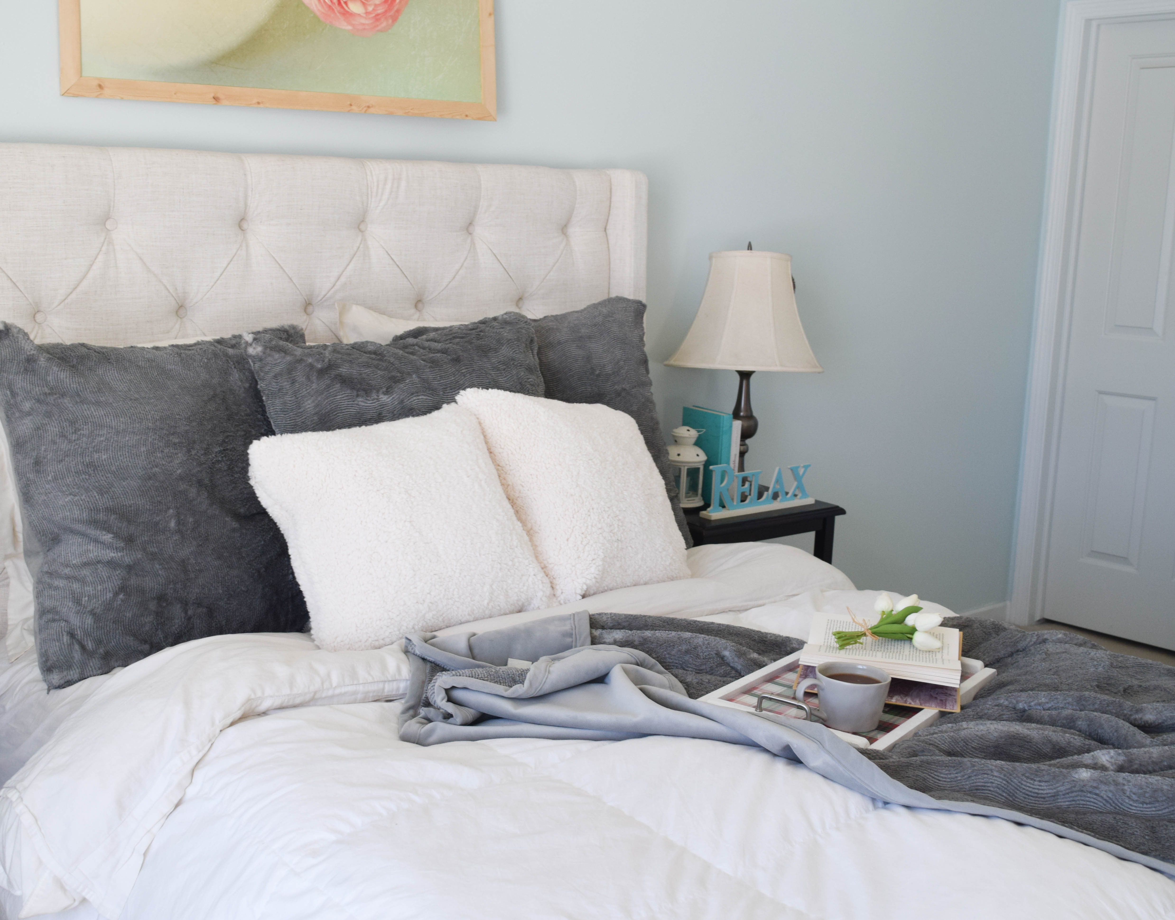 Light blue bedroom ideas our house now a home for Bedroom ideas light blue