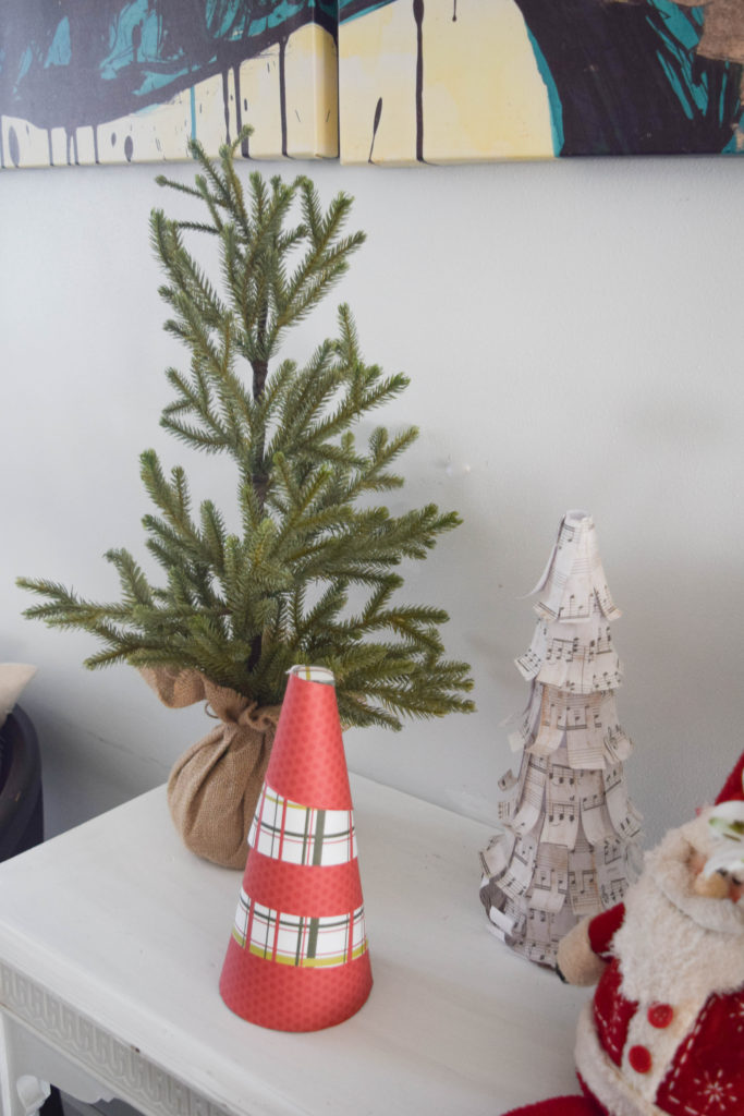 paper-christmas-tree-craft