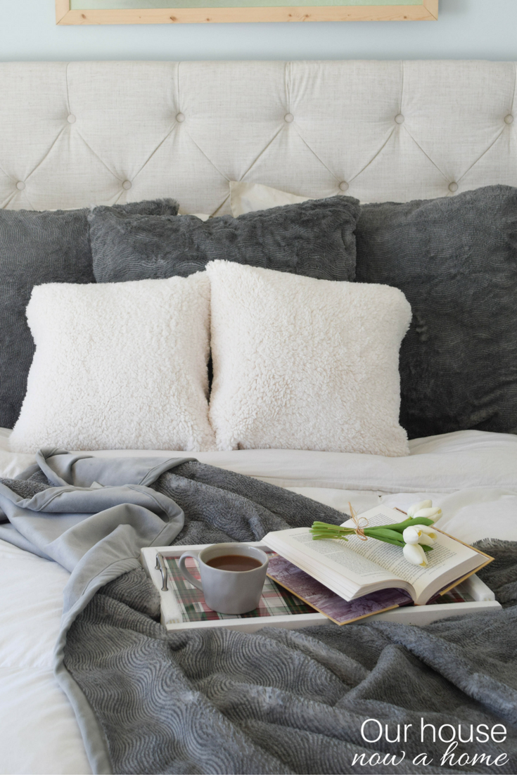 How To Cozy Up A Home With Decor For Winter Our House