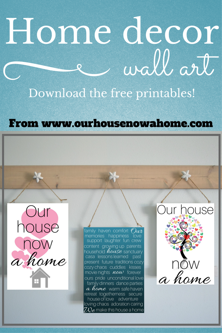 blog anniversary and giveaway u2022 our house now a home