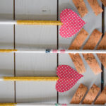 Simple Valentines day arrow craft