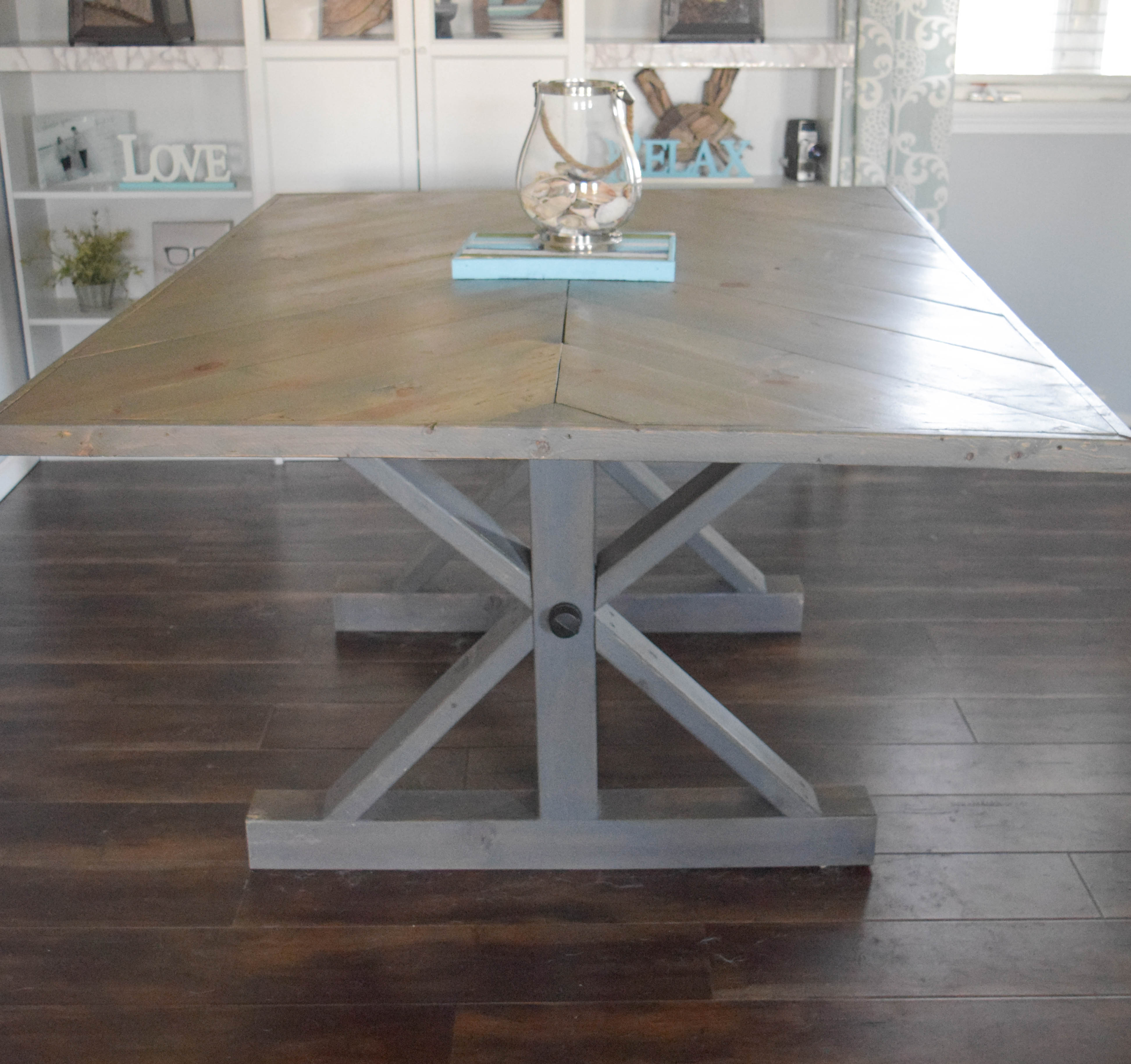 Build A Dining Room Table: How To Make A Dining Room Table