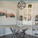 How to make a dining room table – the modern take on the classic style