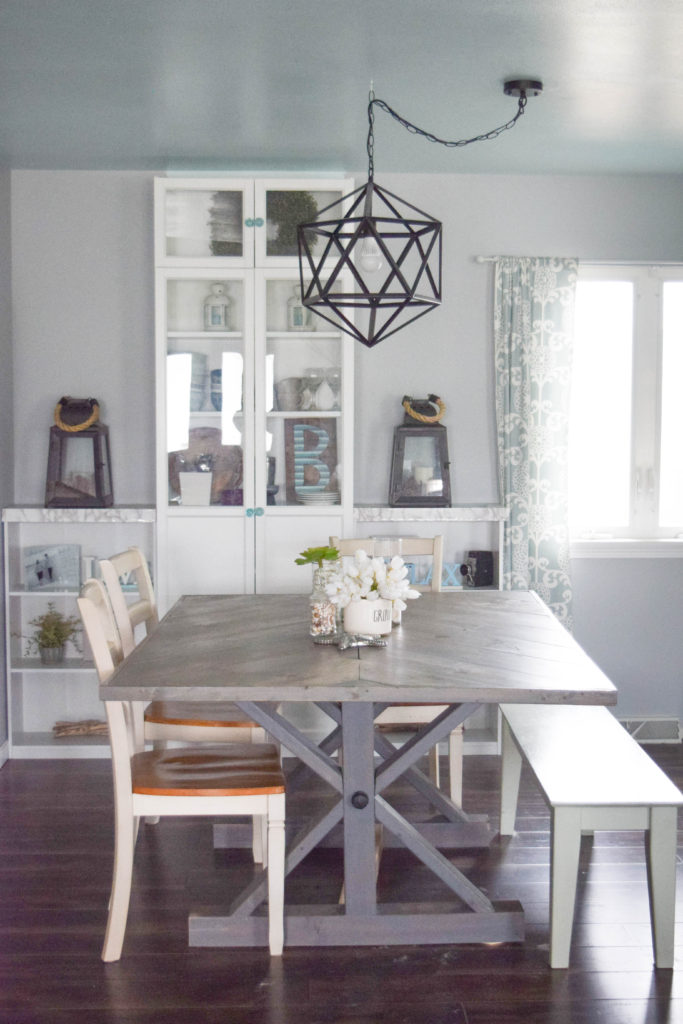 DIY dining room decorations