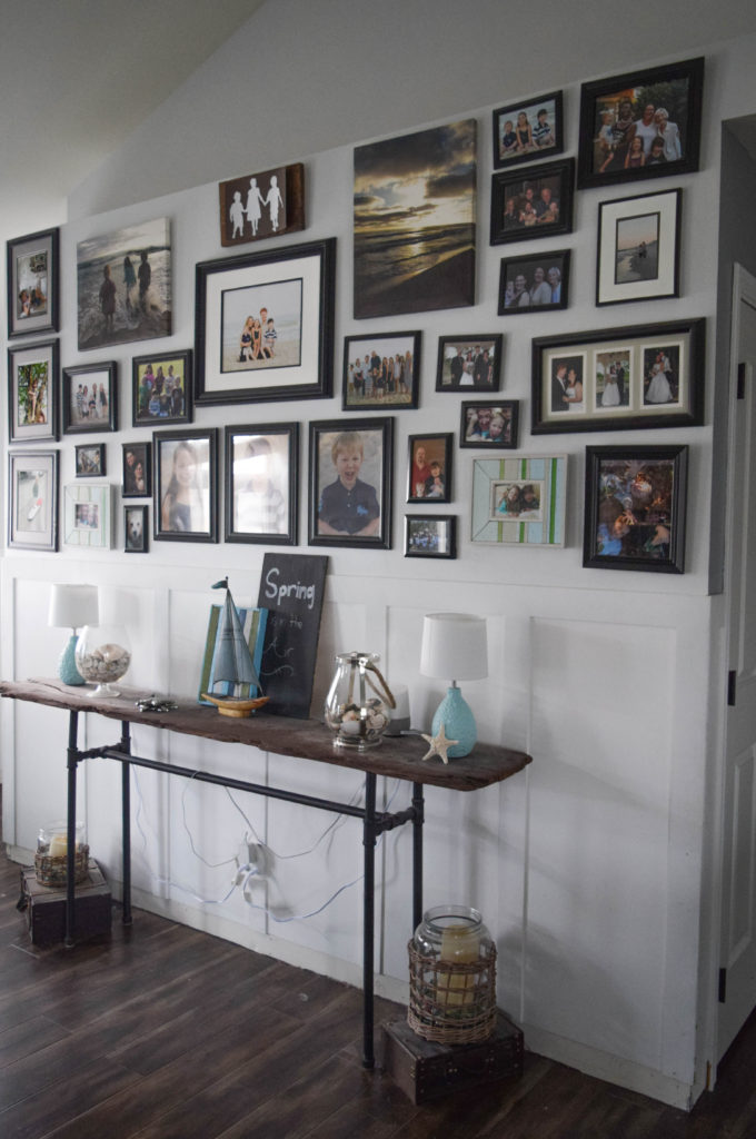 large gallery wall ideas