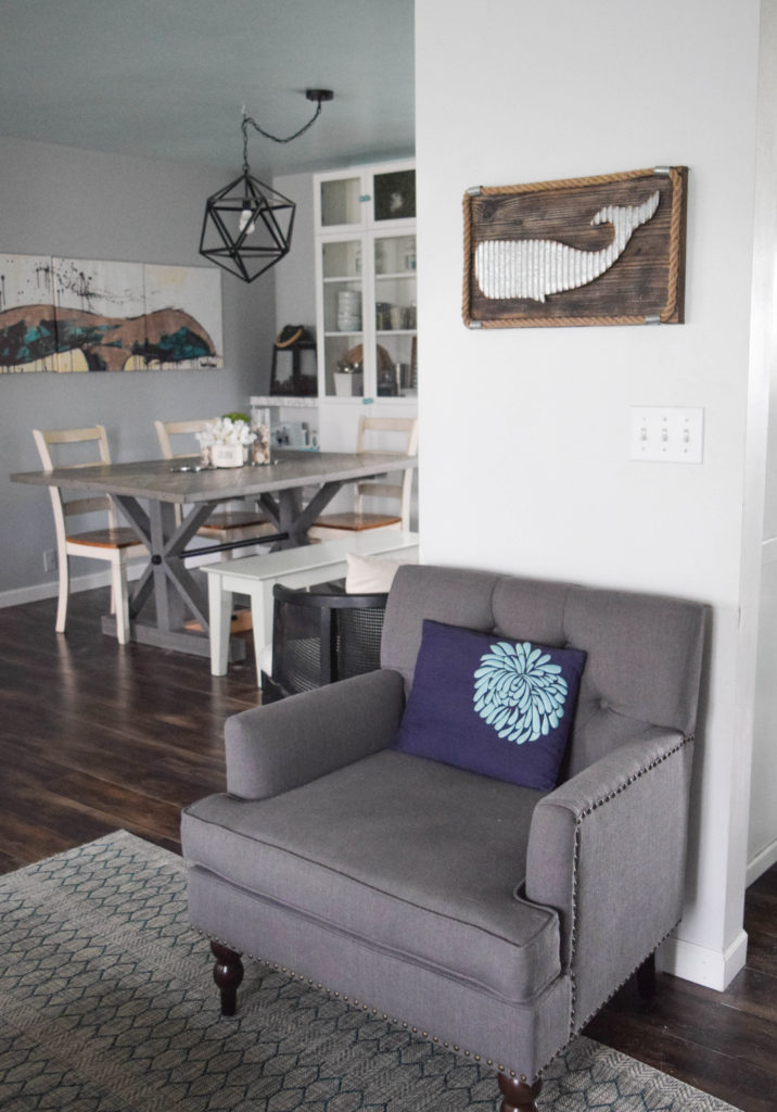 open concept dining and living room ideas