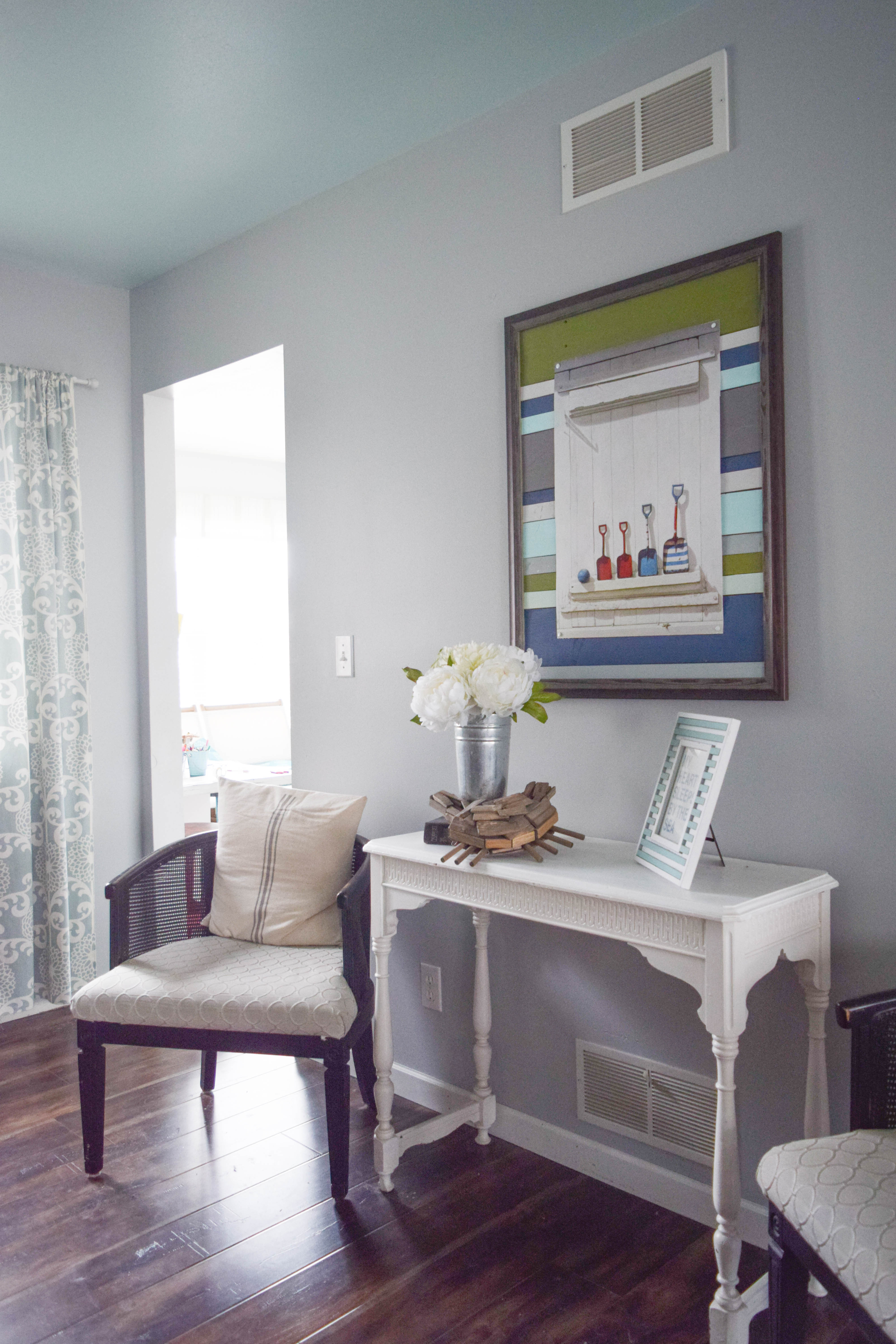 Simple Dining Room Makeover
