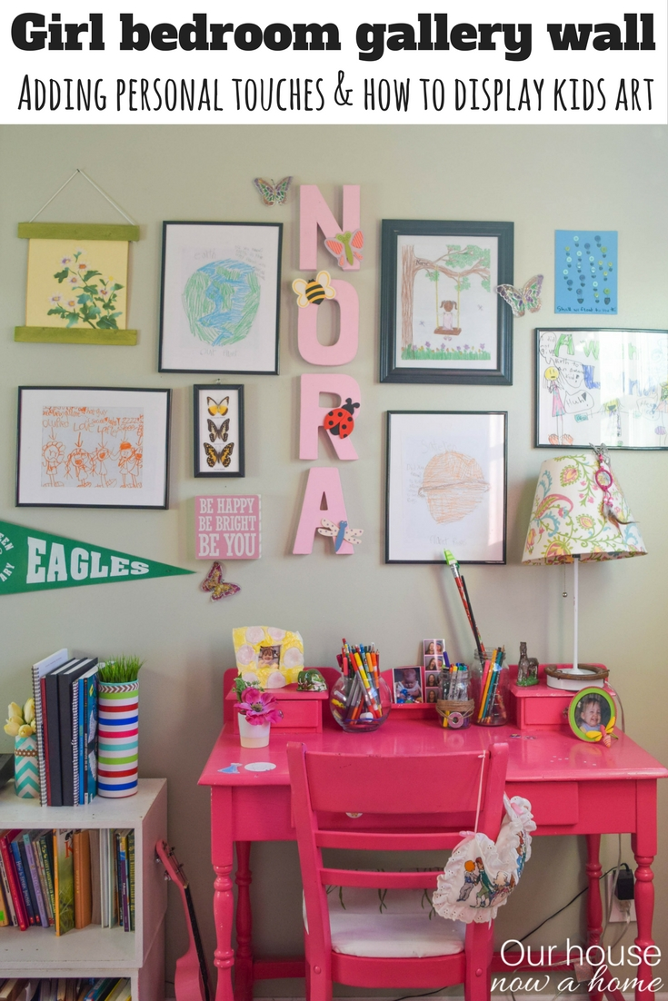 How To Personalize A Gallery Wall For A Kid 39 S Space Our