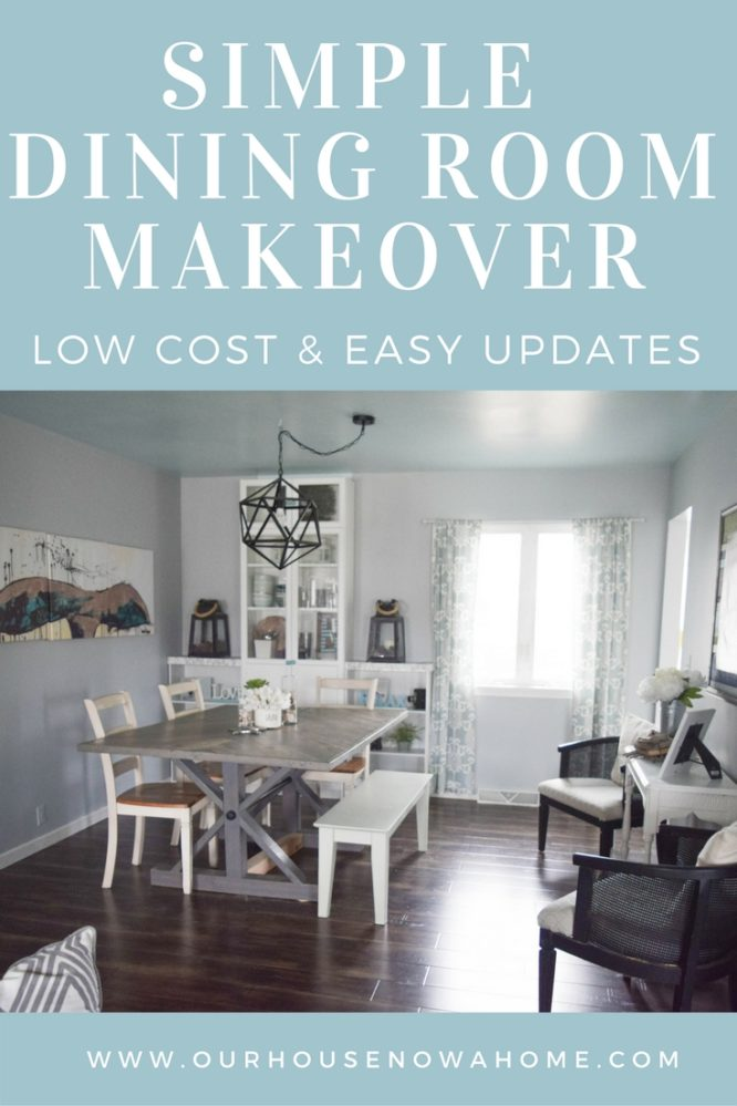 Simple-dining-room-makeover