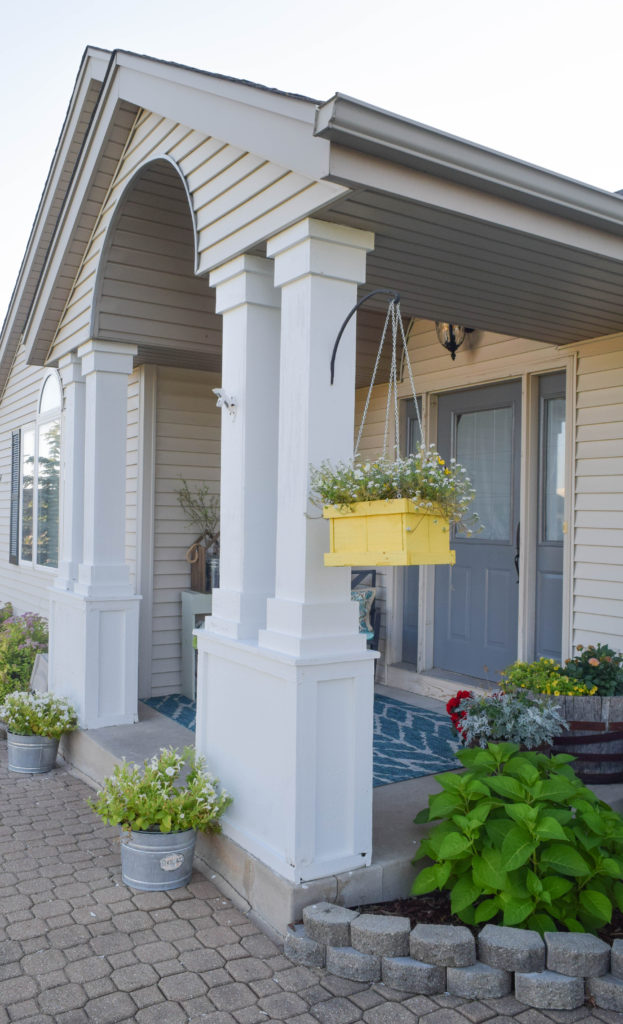 cute front porch
