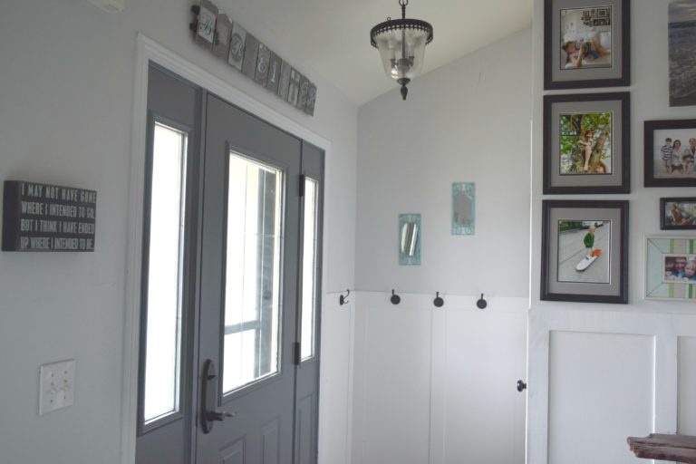 small home entryway ideas