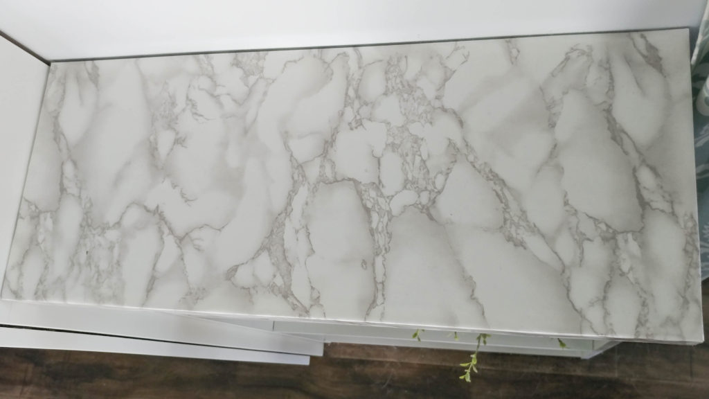 fake marble counter top