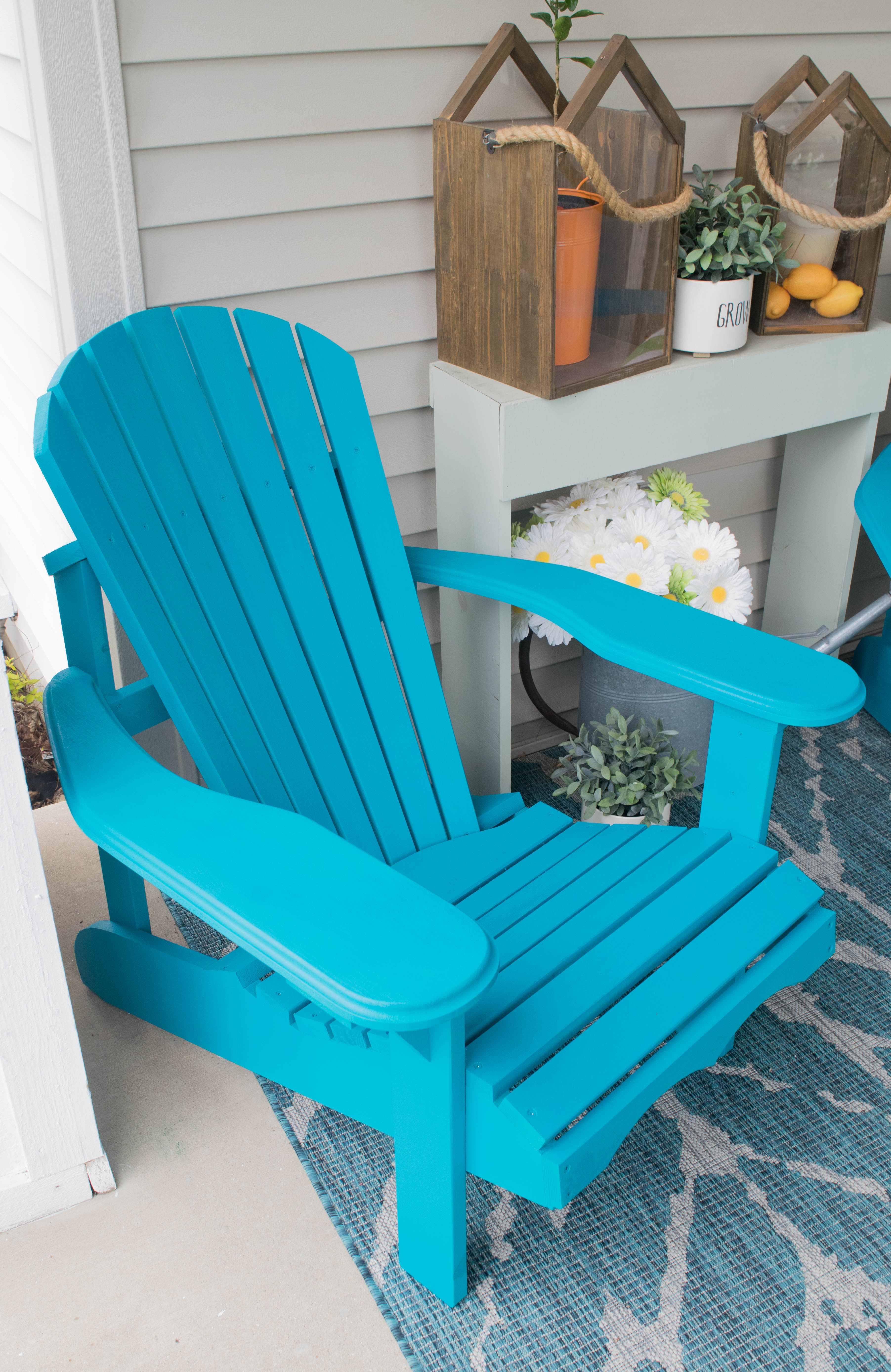Charmant How To Build Adirondack Chairs