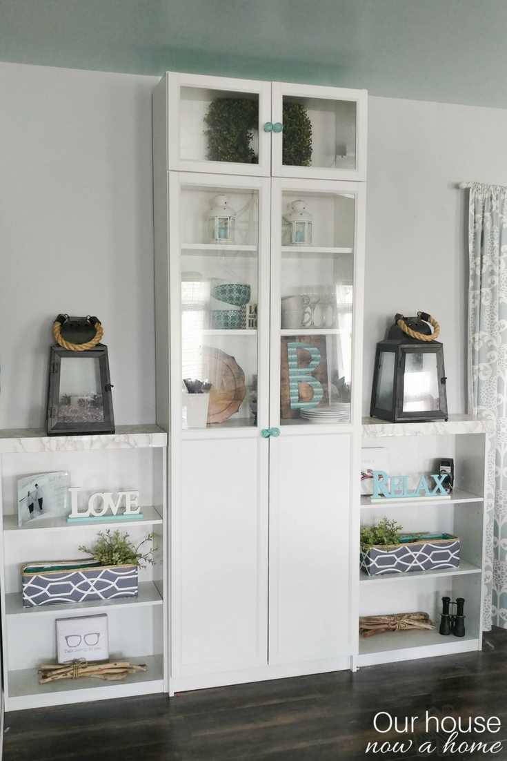 Low Cost And Cute Way To Make A Decorative Storage Bin