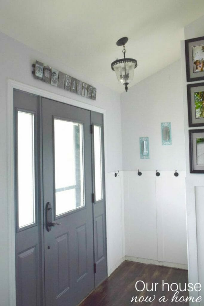 Small entryway decor ideas for the home
