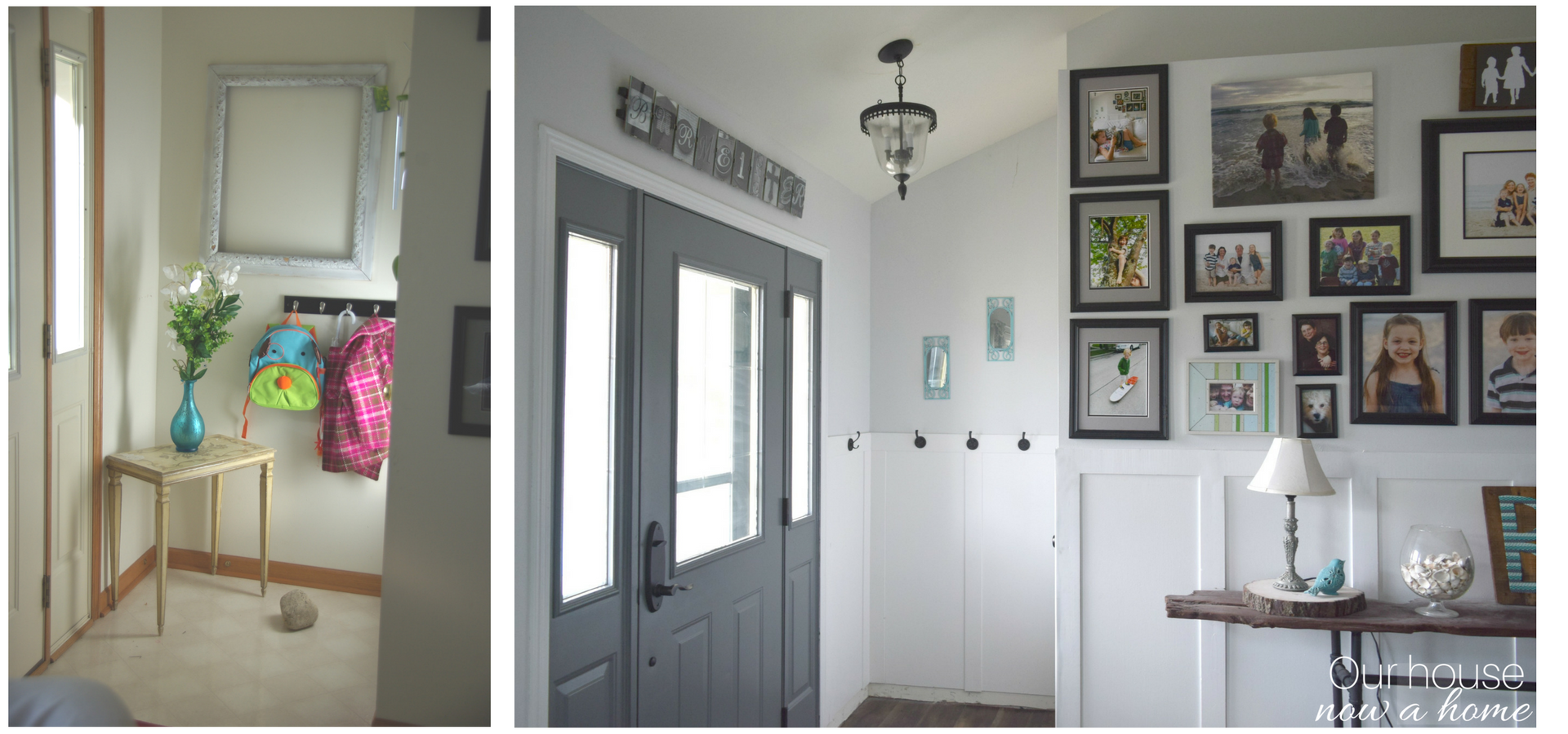 Entryway tour and ideas – Room By Room series week 1