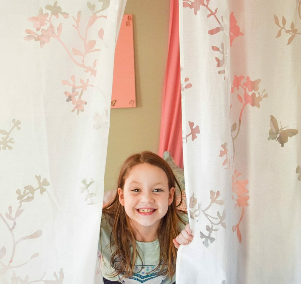 Our house now a home shares little girl bedroom decorating ideas
