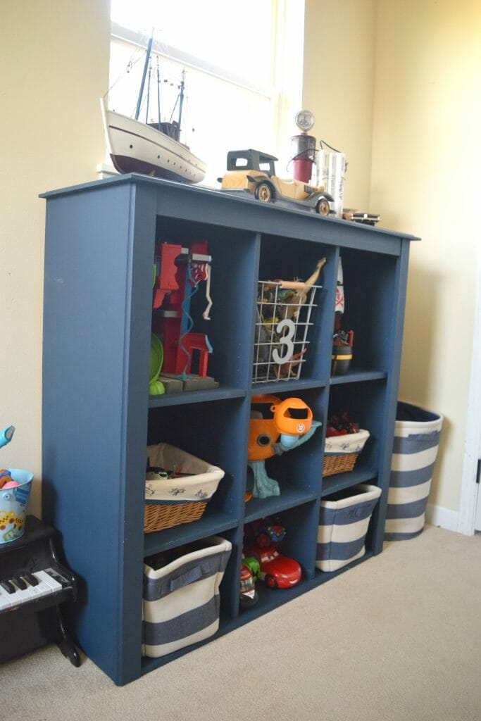 kids bedroom toy storage