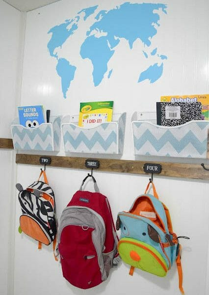 Laundry and mudroom tour and ideas – Room By Room series week 7
